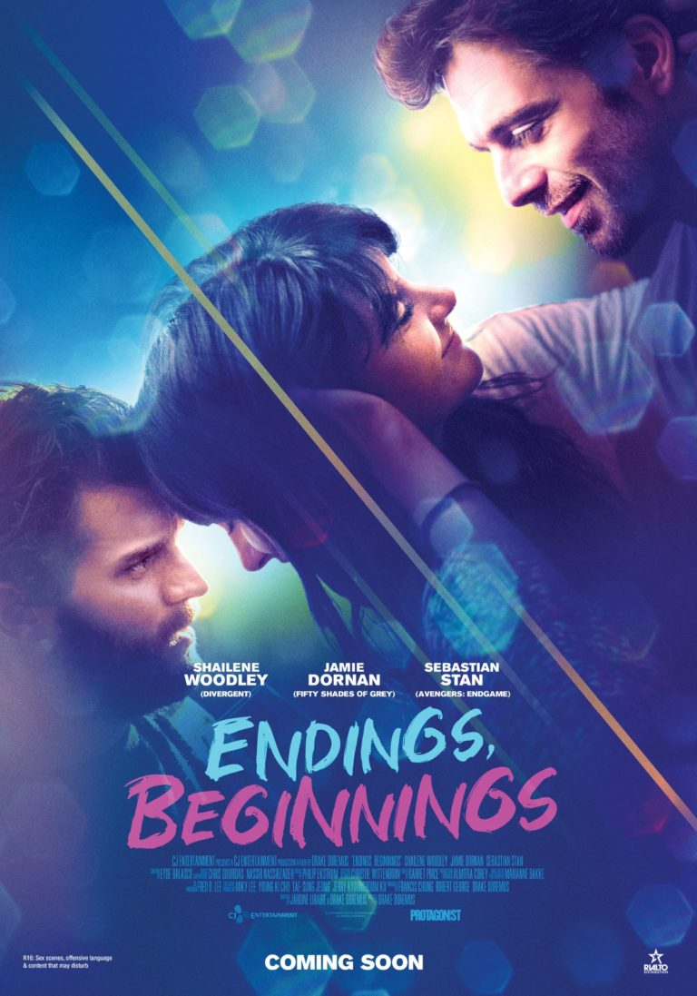Endings, Beginnings poster