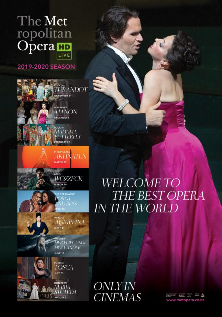 The Metropolitan Opera Season 19-20