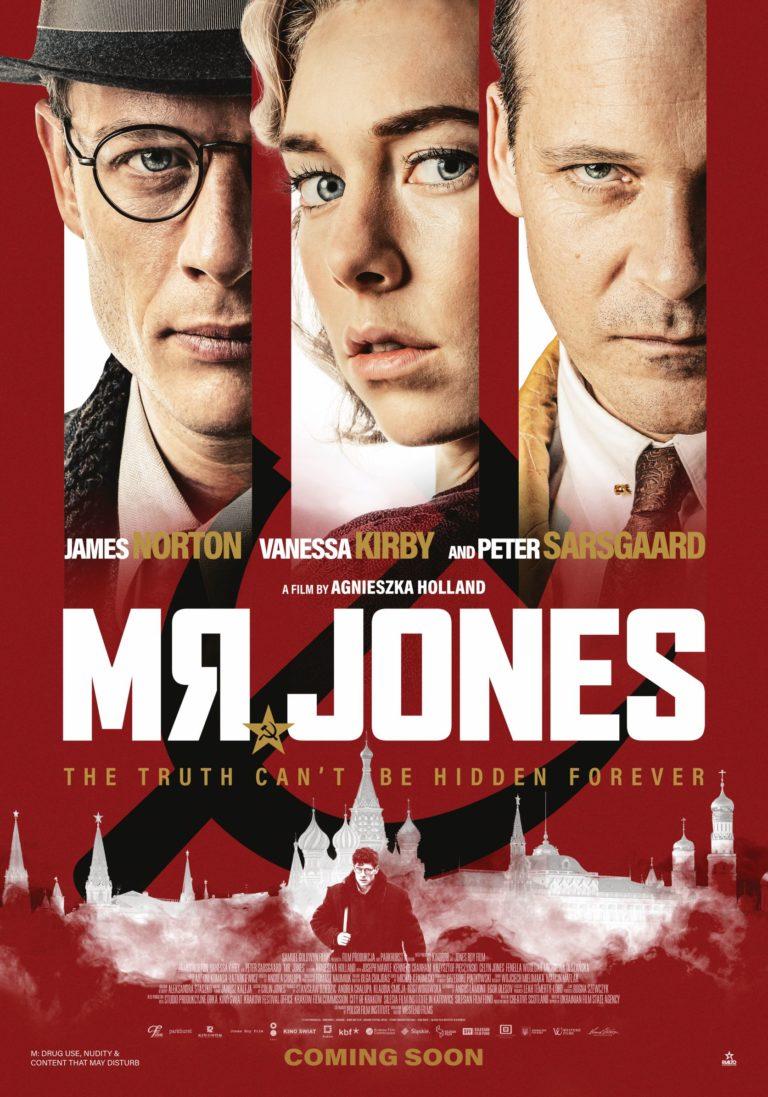 Mr Jones poster