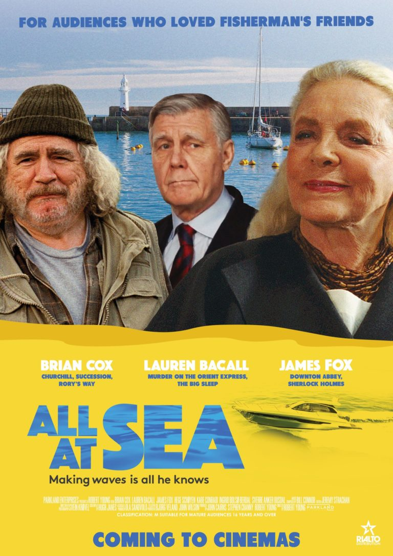 All at Sea poster