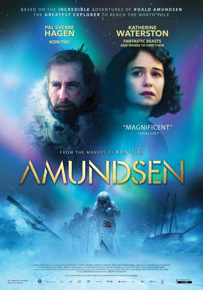 Amundsen poster