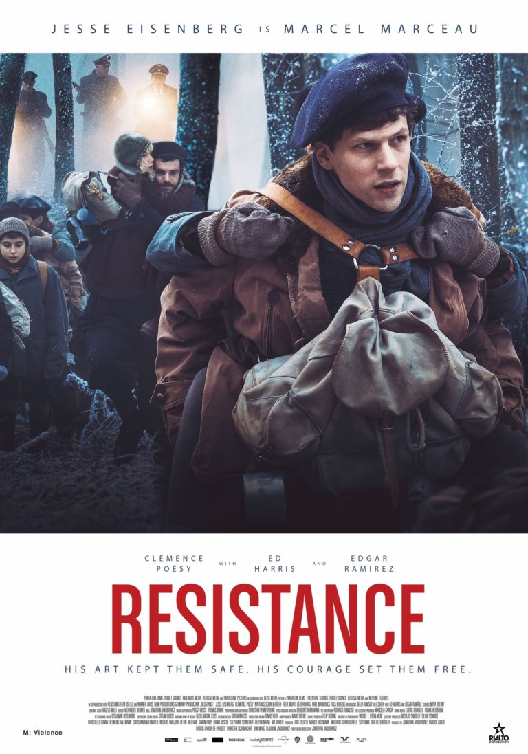 Resistance poster