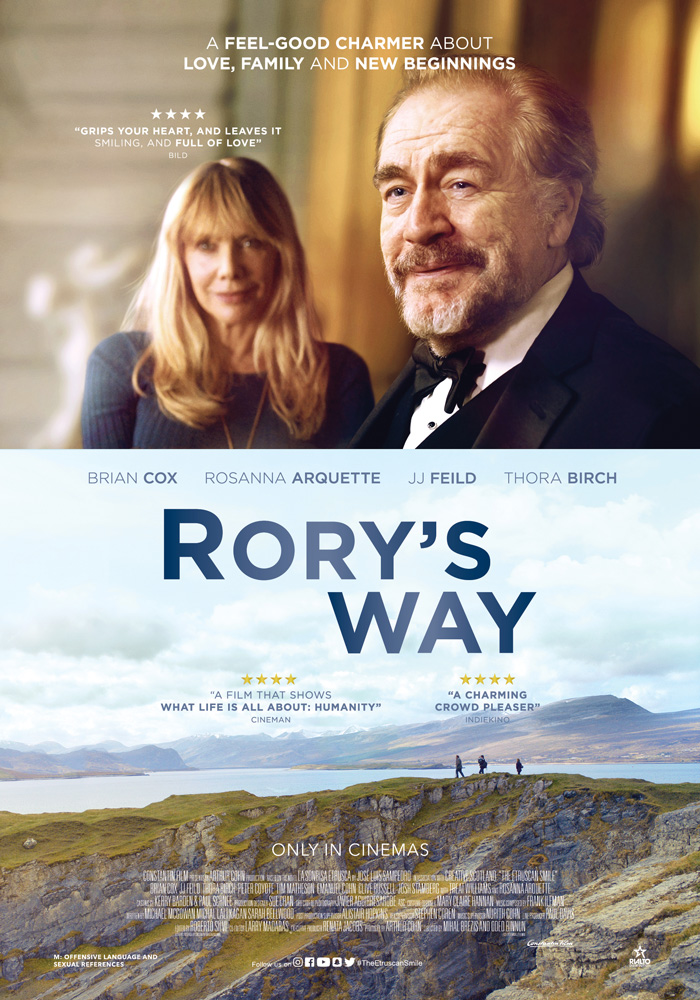 Rory's Way poster