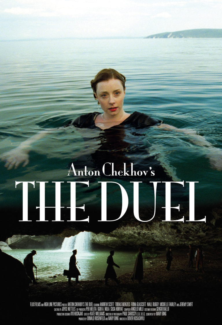 Anton Chekhov's The Duel poster