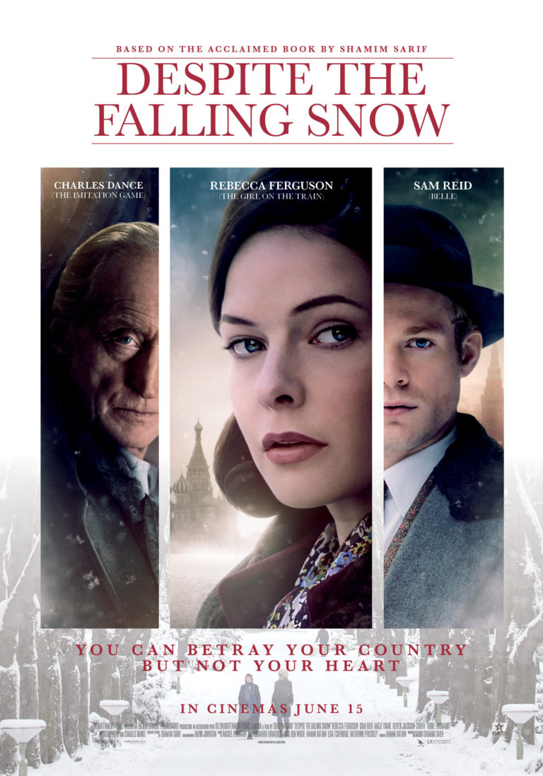 Despite the Falling Snow poster
