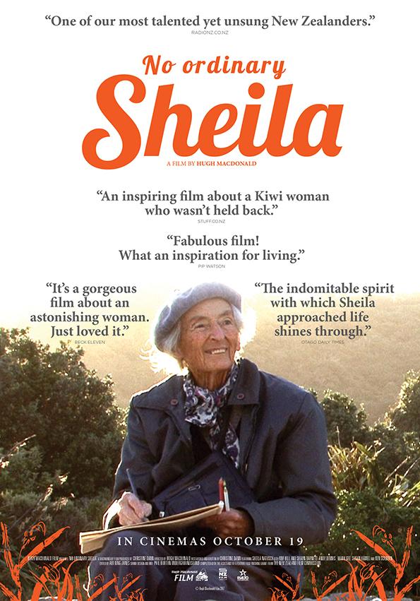 No Ordinary Sheila poster