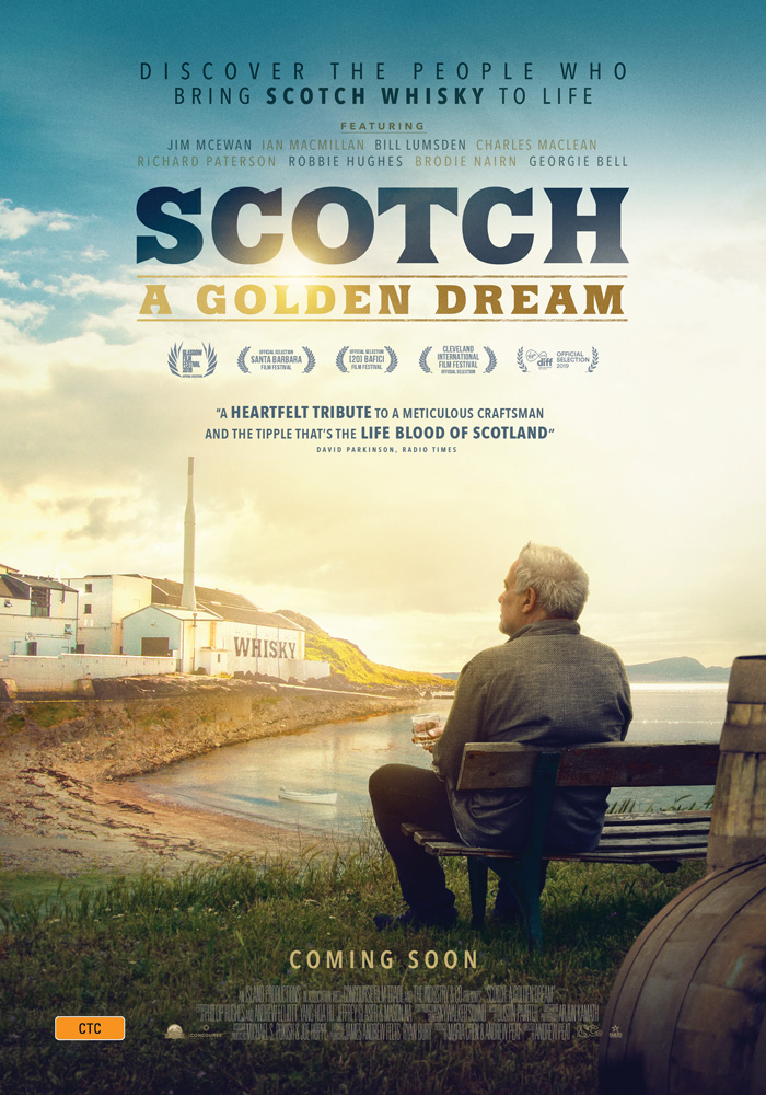 Scotch: A Golden Dream poster