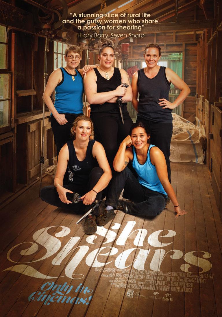 She Shears poster