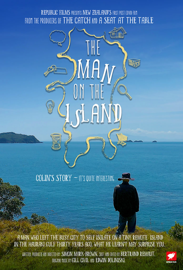 The Man on the Island poster