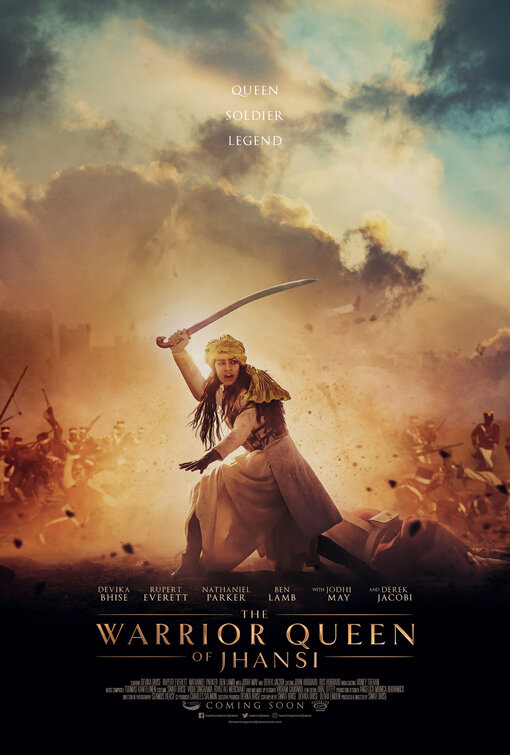 Warrior Queen poster