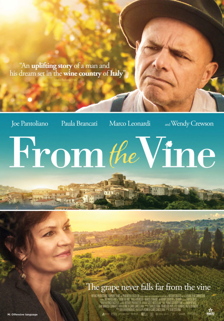 From the Vine poster