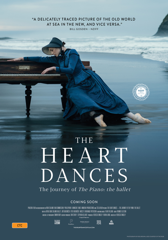 The Heart Dances poster