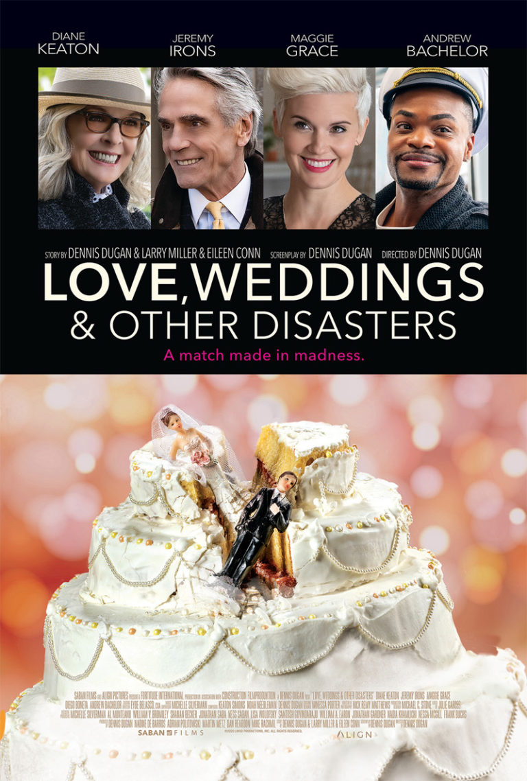 Love, Weddings & Other Disasters poster