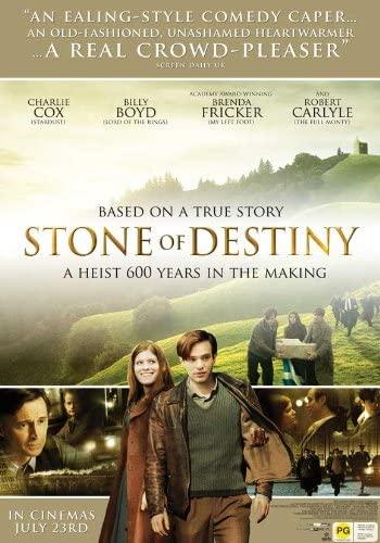 Stone of Destiny poster