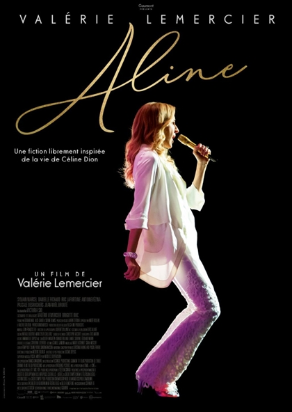 Aline, The Voice of Love poster