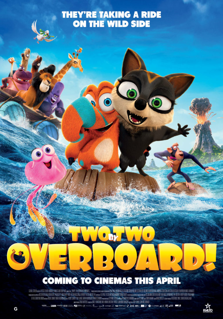 Two by Two: Overboard! poster