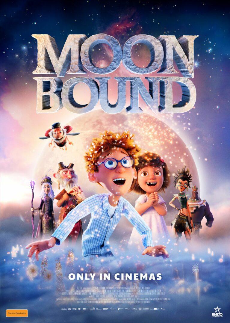 Moonbound poster