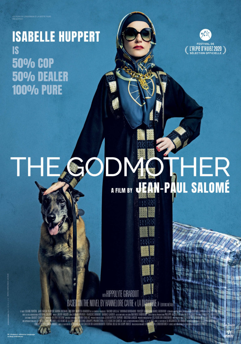 The Godmother poster