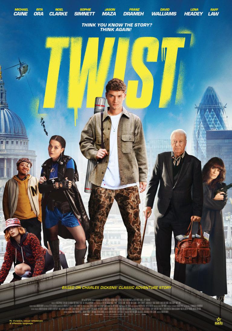 Twist poster