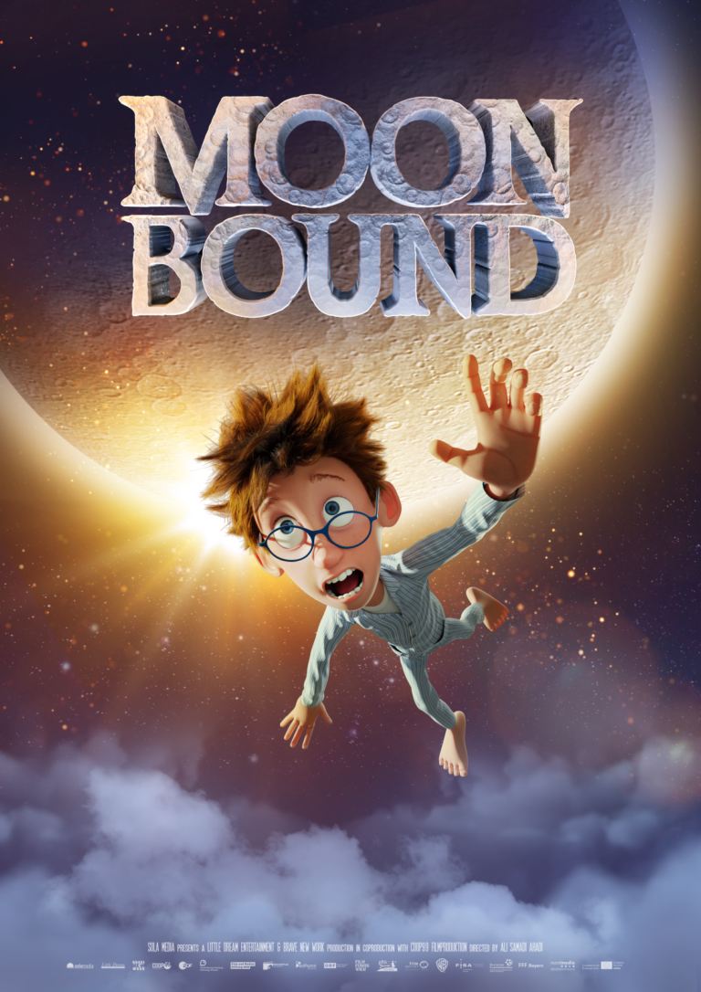 Moonbound poster
