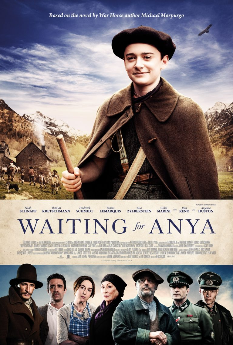 Waiting for Anya poster