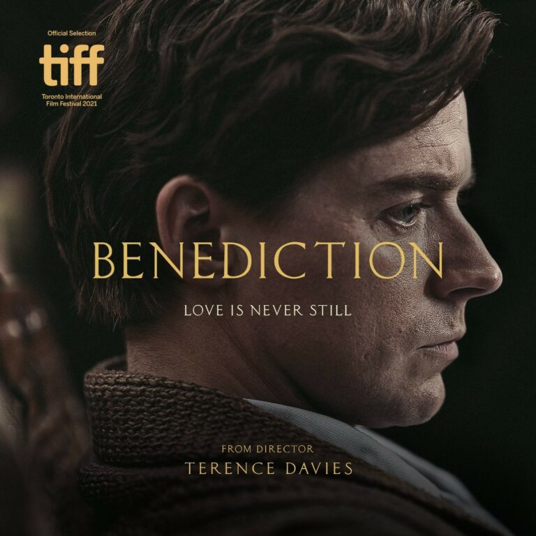 Benediction poster