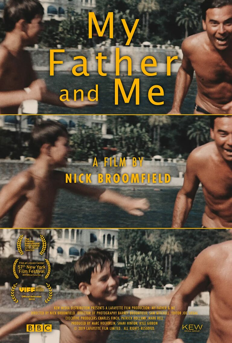 My Father and Me poster