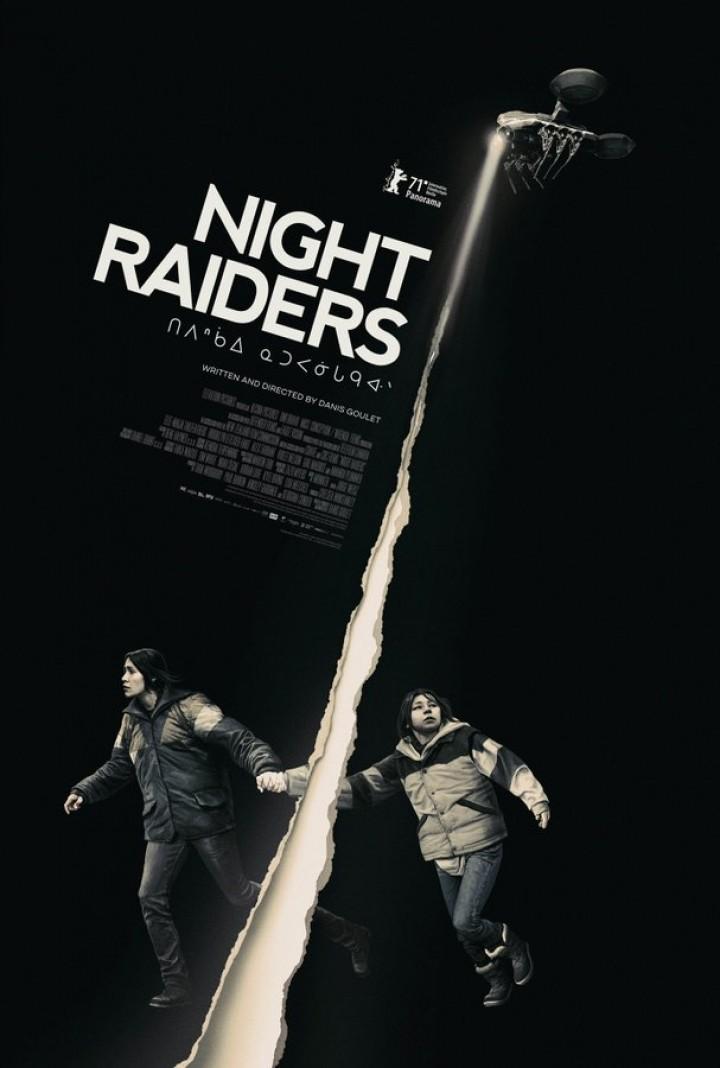 Night Raiders poster