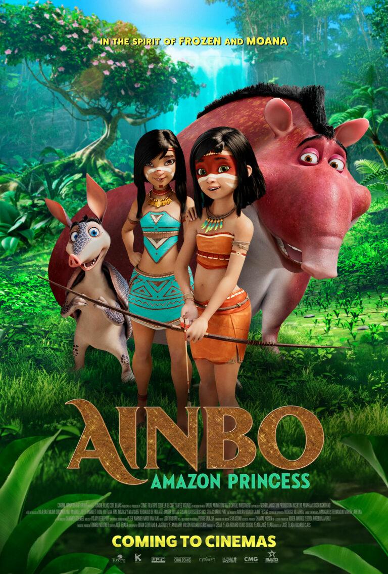 Ainbo – Amazon Princess poster