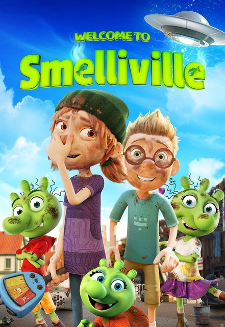 Welcome to Smelliville poster