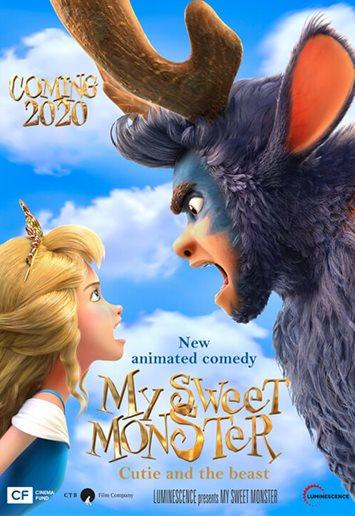My Sweet Monster poster
